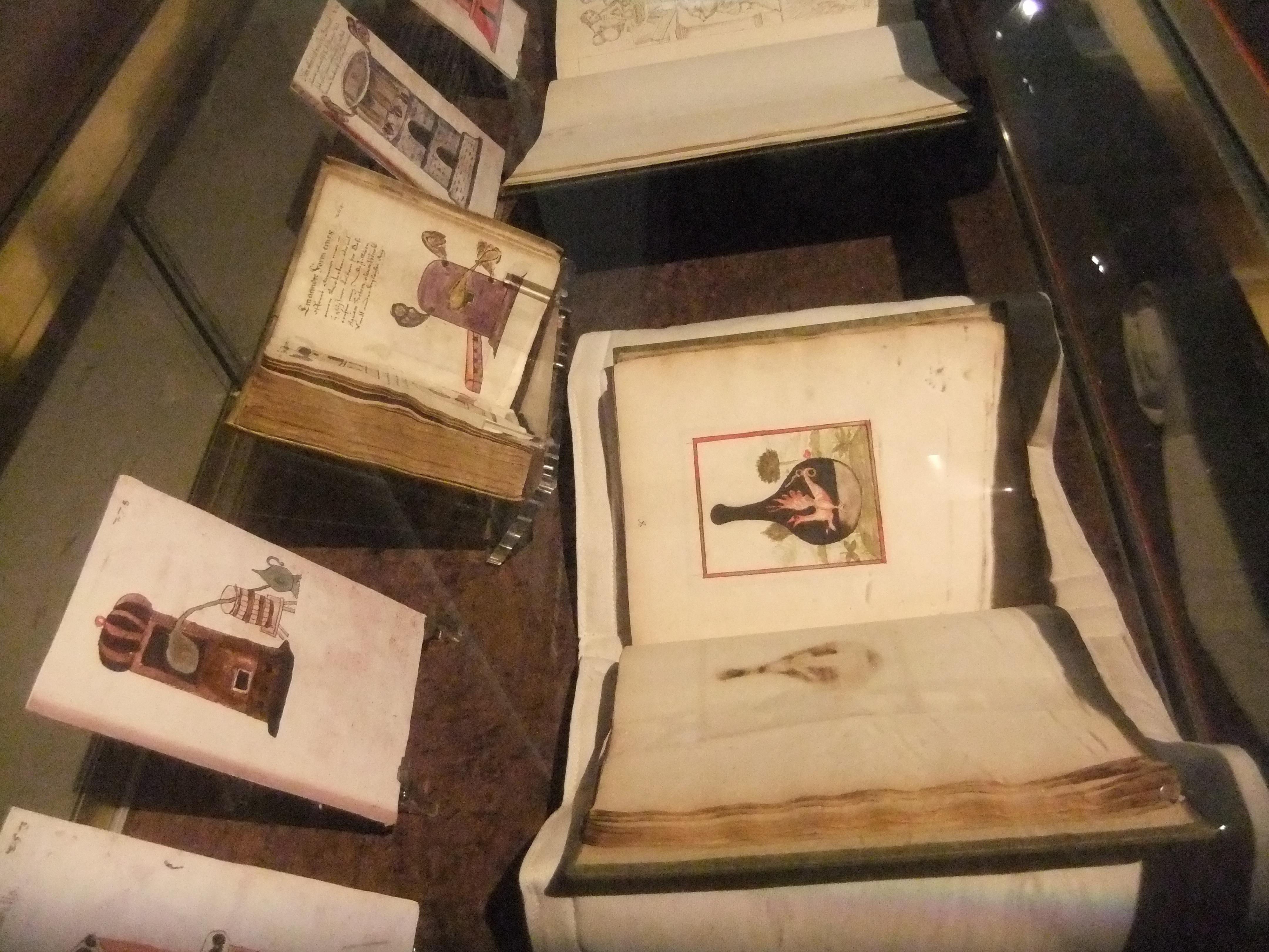 Le précieux don de Dieu (XVIIe), Recueil de diverses recettes de médecine et de chimie (XVIIe), etc.