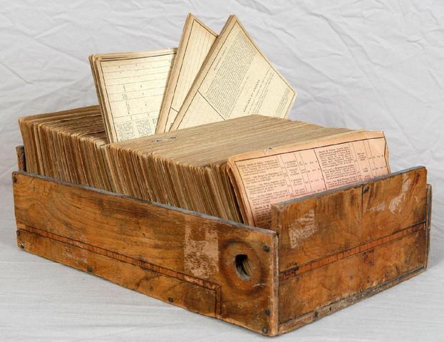 Fiche Bibliographique française